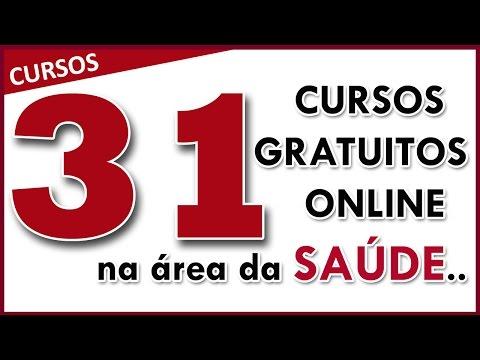 Cursos #17 - Área da Saúde com 31 cursos gratuitos e online de YouTube · Duração:  2 minutos 40 segundos