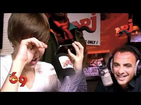 Justin Bieber Pranks Usher!