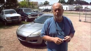 2004 Mazda RX 8 Video Test Drive