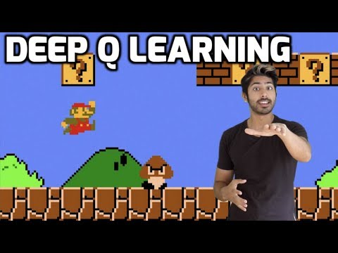 deep q learning for video games the math of intelligence 9
