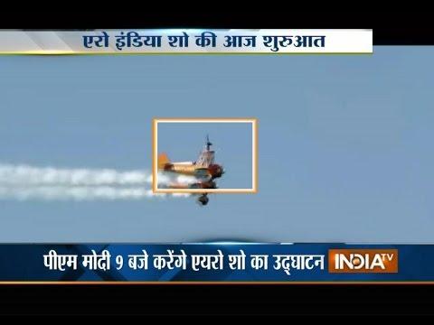 Aero India 2015 to Start from Today in Bengaluru - India TV