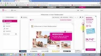 Windows 7 Tipps, Tricks P8 T2 Kostenlose E-Mail-Adresse / Account - T-Online - einrichten