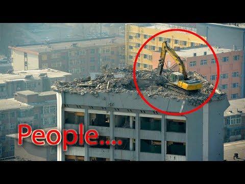 ⚒ Demolition Fails Compilation - Part 1 ⚒