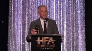 Marc Platt Accepts the Producer Award for