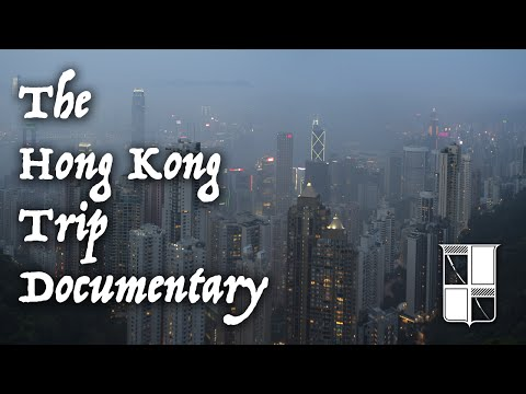 The Hong Kong Trip Vlogumentary - The Gentleman's Club