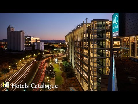 AC Hotel by Marriott Phoenix Tempe/Downtown - Hotel Overview - Downtown Hotels in Tempe, AZ
