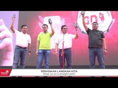 Jayalah Telkom Indonesia 2017 - MARS GROUP TELKOM