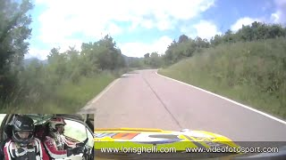 22° Rally internazionale del Taro / Ghelfi - Ungaro / CRASH!!!