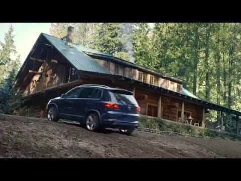 Tiguan 2016   VUS à traction intégrale 4MOTION   Volkswagen Canada