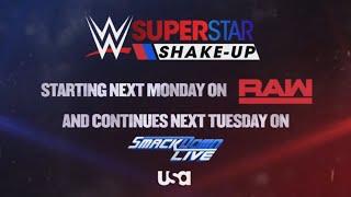 ليلة مثيرة في WWE بسبب Superstar Shakeup - في الحلبة