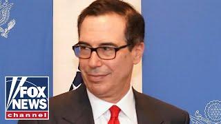 Mnuchin: Trump is 'perfectly happy' to hit China with new tariffs