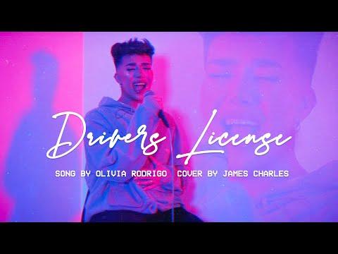 Driver's License - Olivia Rodrigo (Cover by James Charles)