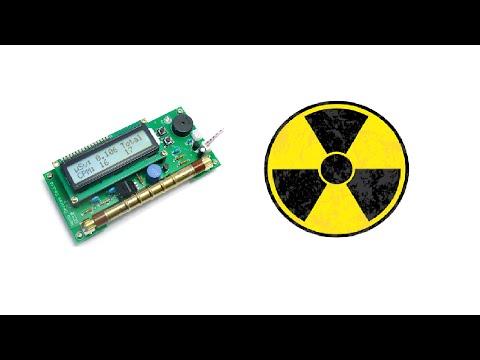 GC10 : Geiger counter (dosimeter) review