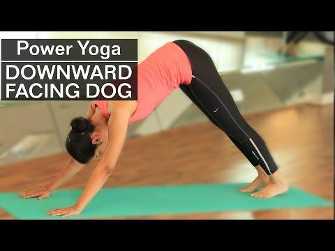 DOWNWARD FACING DOG POSE (Adho Mukha Svanasana) | How To