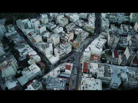 FIMI X8 SE KORIDALLOS CITY TOUR 4K