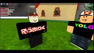 Roblox: I MEET GUEST 666