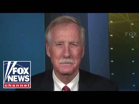 Sen. King on developments in the Mueller probe