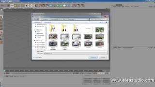 Видео урок - 1. Создание и разрушение объекта в программе 4D Cinema.