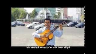 Para no olvidarme de la vida (Bambuco en Lengua Maya) - Felipe García