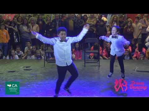 Mês Enguia Salvaterra Magos 2019 - Dance Kids