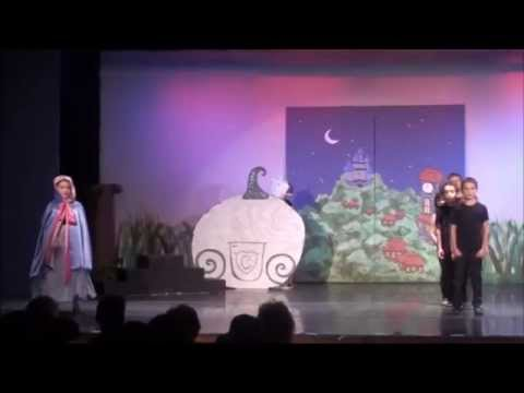 Cinderella Kids Musical at Pittsburgh CLO Academy - Merrick