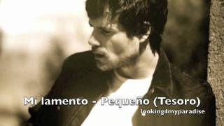 Dani Martin - Mi lamento (PEQUEÑO TESORO - Maqueta)