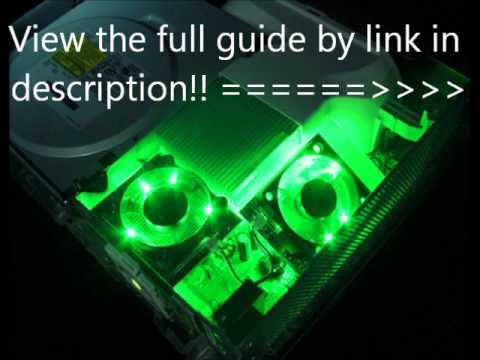 DIY Guide to Mod Xbox 360