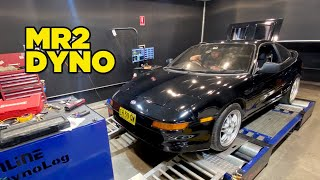 MR2 Hits the Dyno