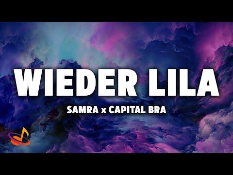 SAMRA & CAPITAL BRA - WIEDER LILA [Lyrics]
