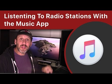Listenting To Radio Stations With The Music App On Your Apple Devices