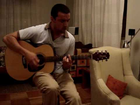 Jack Johnson - Good People (COVER)