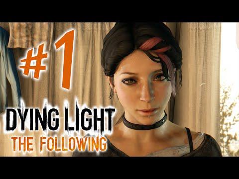 Dying Light The Following - Parte 1: Em Busca da Cura! [ PC - Playthrough PT-BR ]