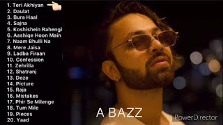 A bazz - All Best Songs l Nonstop Sad Songs l A bazz Album Song