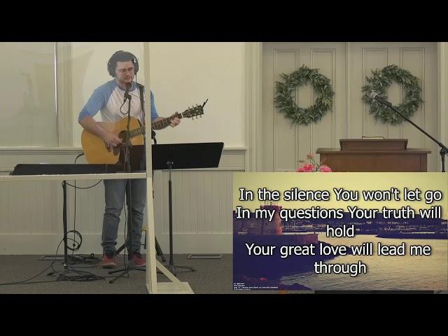 Caledonia Congregational Church Live Stream - August 29th 2021