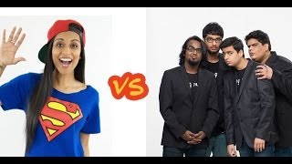 AIB : NRI travellers vs Desi travellers feat. IISuperwomanII