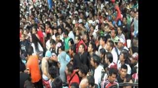 HAZEL EN LA MERCED 2012 - ESTO ES AMOR.wmv