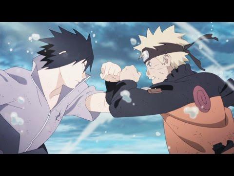Naruto VS Sasuke「AMV」• Losing Time ♫♪