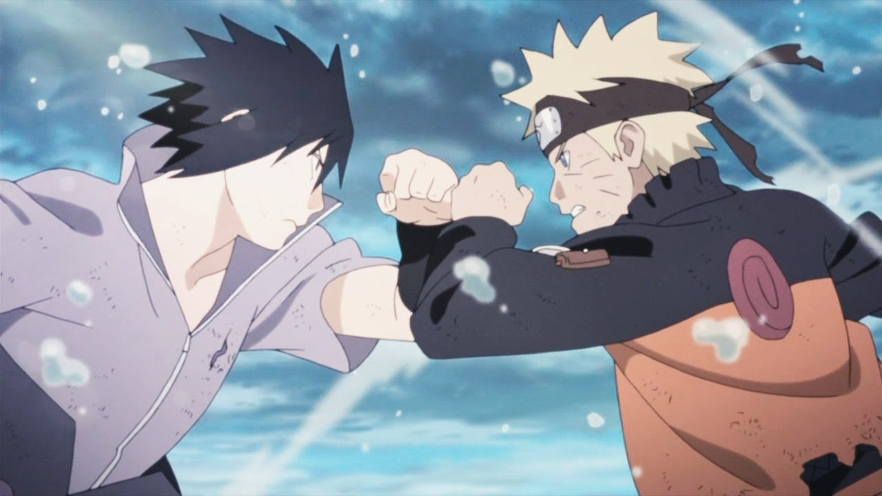 Naruto vs sasuke amv losing time youtube - Naruto as sasuke ...