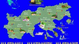 Griechische Volksmusik Aus Makedonien/Mazedonien - Dimokratis δημοκρατης