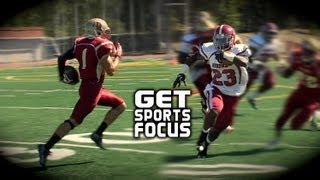 GetSportsFocus.com - On a picture perfect day for the football, the...