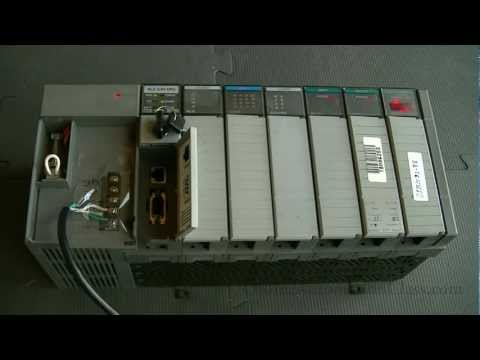 RSLOGIX 500 Pro Training Course:  Connecting to a PLC with RSLINX