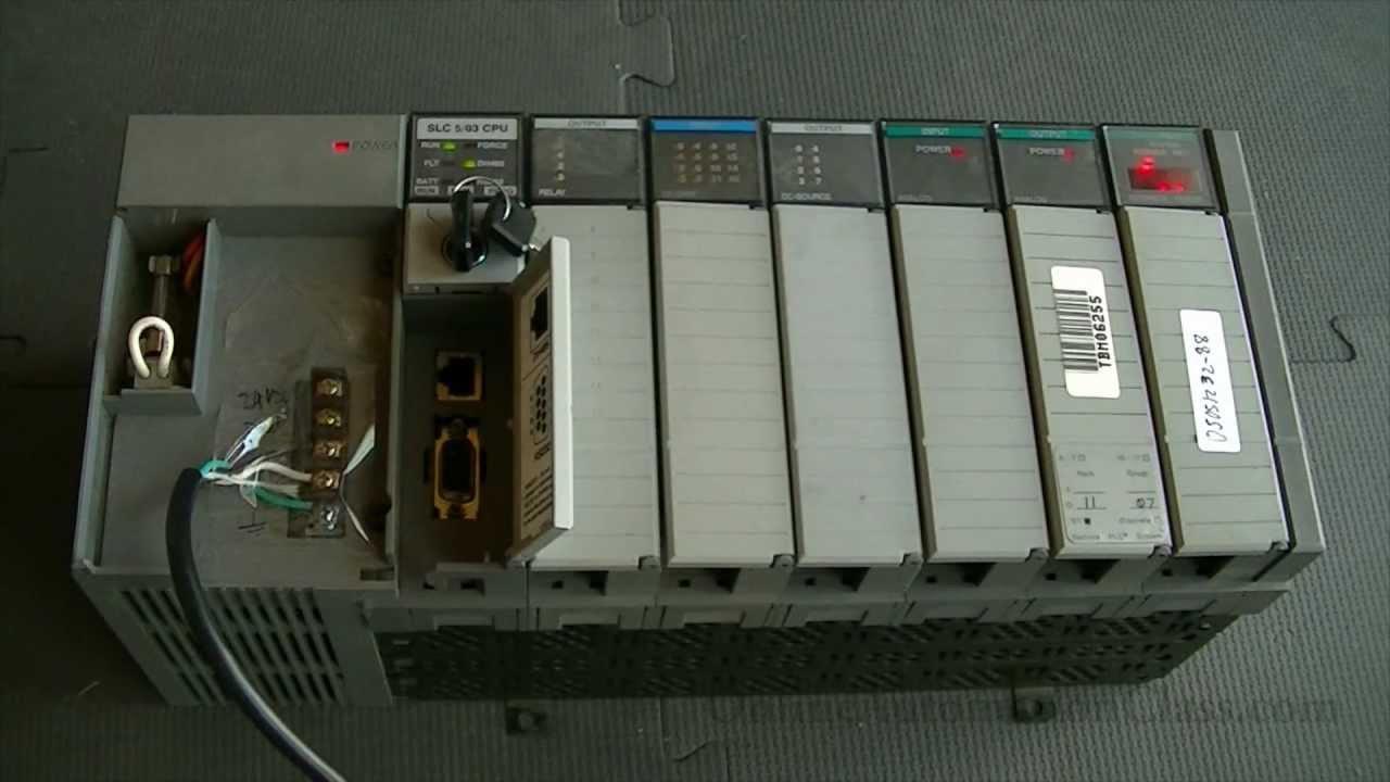 Allen Bradley Plc 500 Wiring - Enthusiast Wiring Diagrams •