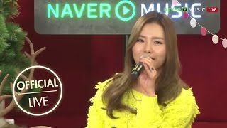 [Live] 김예림 Lim Kim - Santa Baby @네이버 뮤직