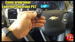 Programando controle do alarme  original  GM e FIAT linha Pósitron