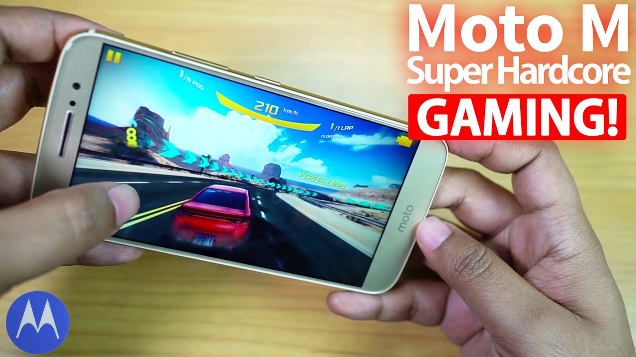 Motorola Moto M Hardcore Gaming Review, Heating, Battery, Dolby Atmos  Enhancement
