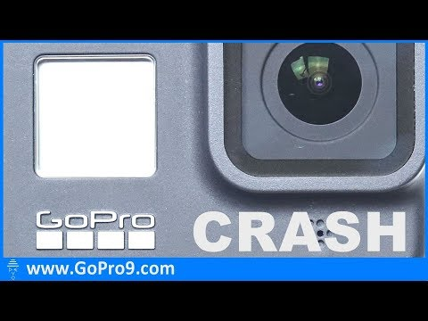 GoPro Hero 8 Black Crashing Locking Up Screen Freeze Power Wont Switch Off and SD Card Error Problem