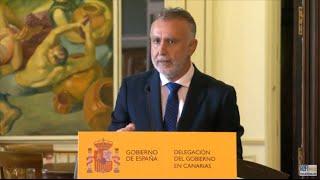 Escrivá anuncia 7.000 plazas de acogida en Canarias
