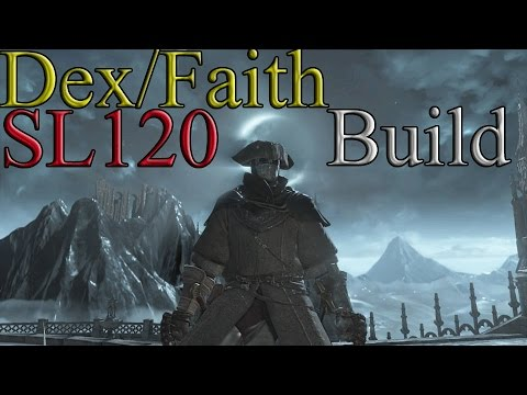 Dark Souls 3 Dex/Faith 120 Build + PVP Battles