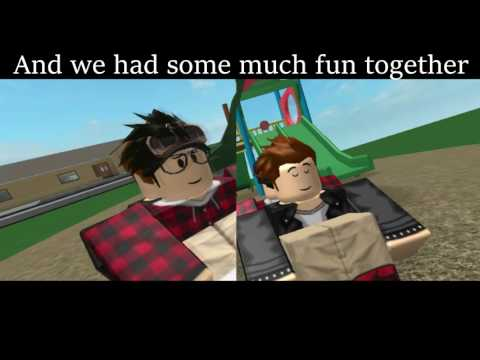 I built a friend  Alec Benjamin  ROBLOX Music