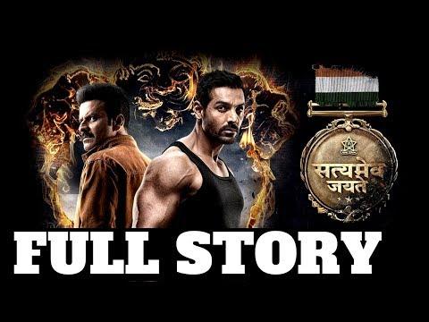 Satyameva Jayate | FULL MOVIE STORY| John Abraham | Manoj Bajpayee | Aisha S | Milap Milan Zaveri